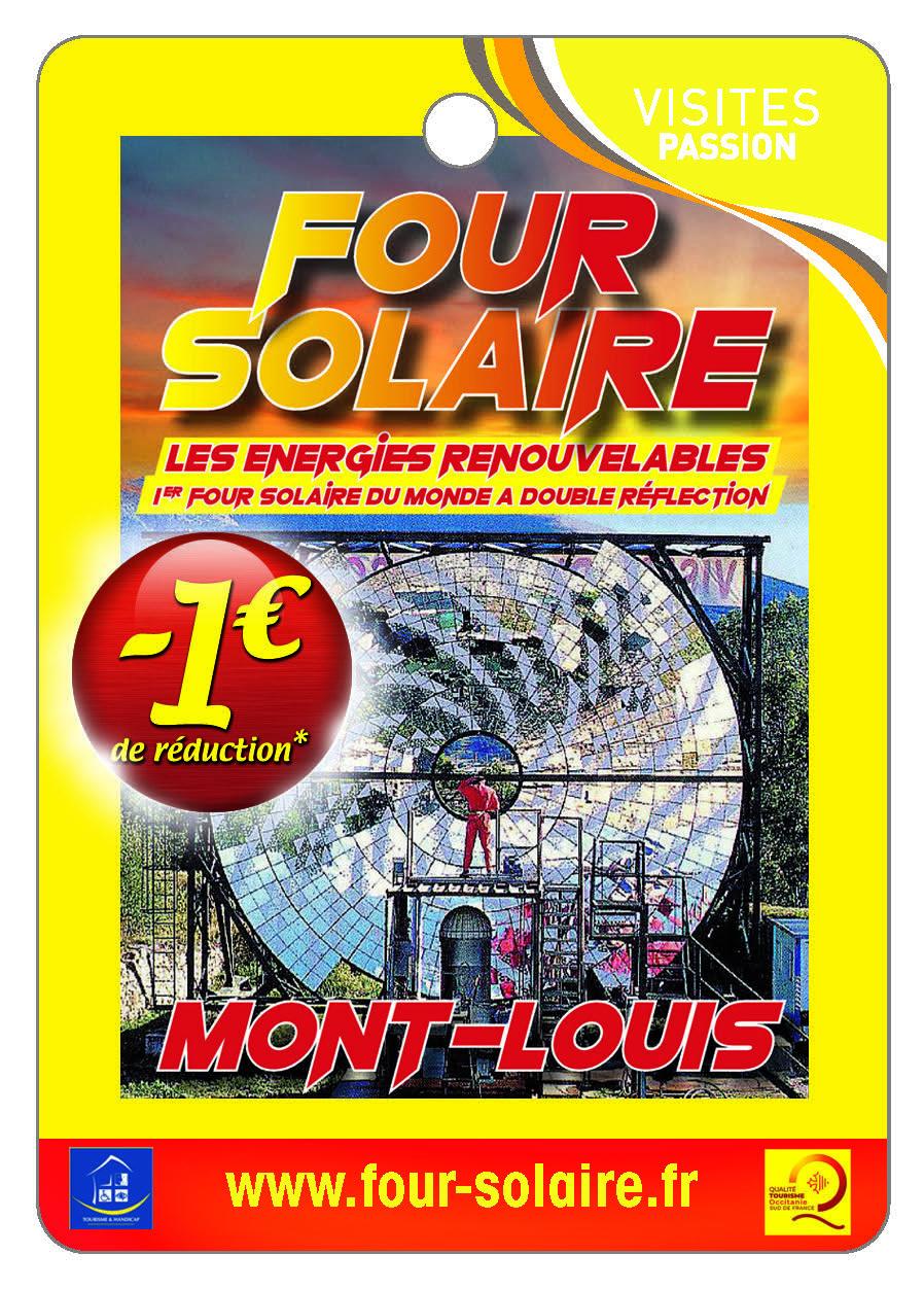 Four Solaire Mont Louis