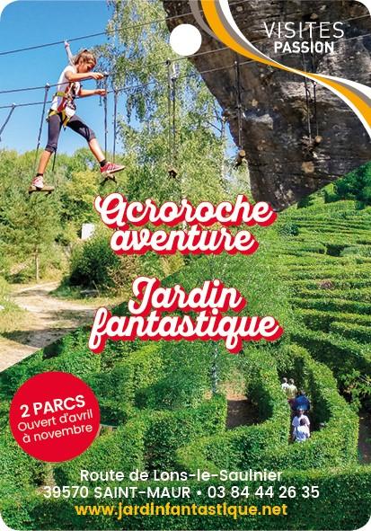 Jardin Fantastique - Acroroche