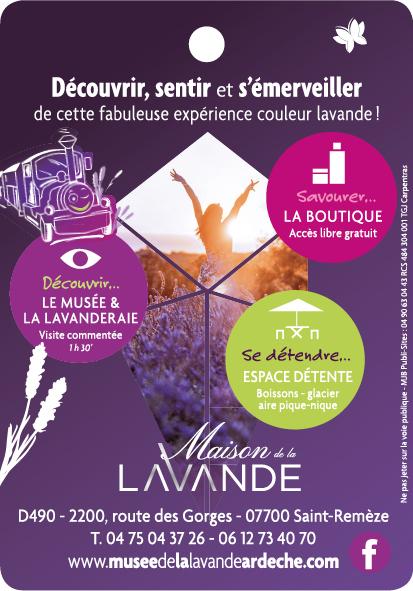 Maison de la Lavande - Domaine Lavandais -