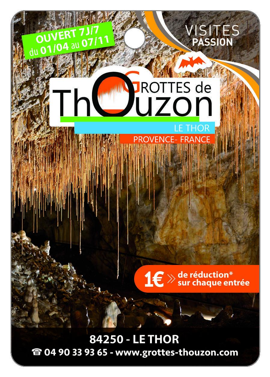 Les Grottes de Thouzon