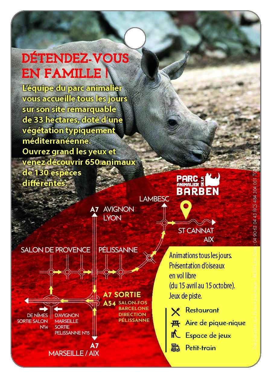Zoo de la Barben