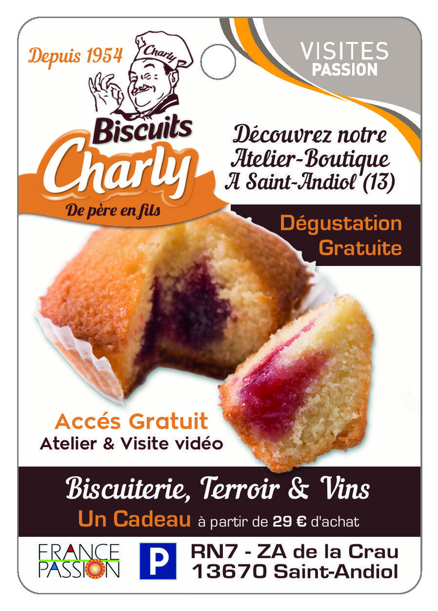La Biscuiterie Charly