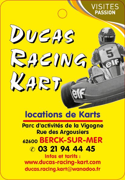 Karting Ducas Berck-sur-mer