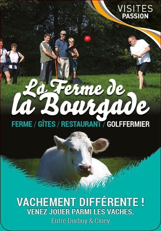La ferme de Bourgade