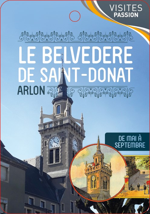 Le belvédère de Saint-Donat