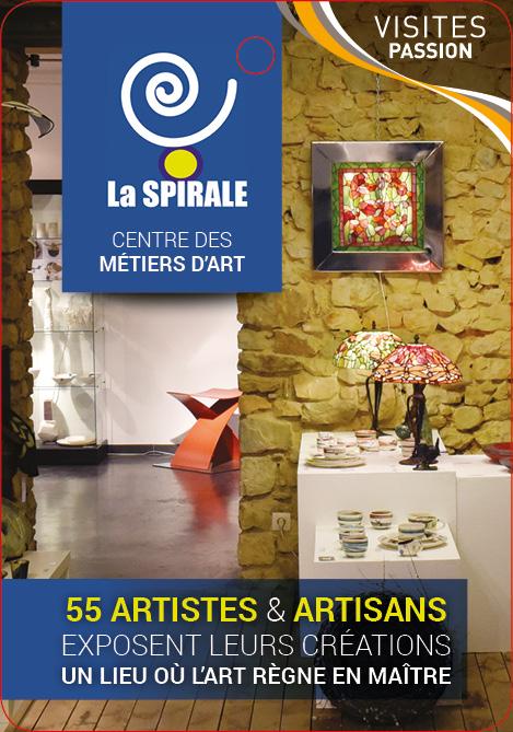 La Spirale - Centre des métiers d'art