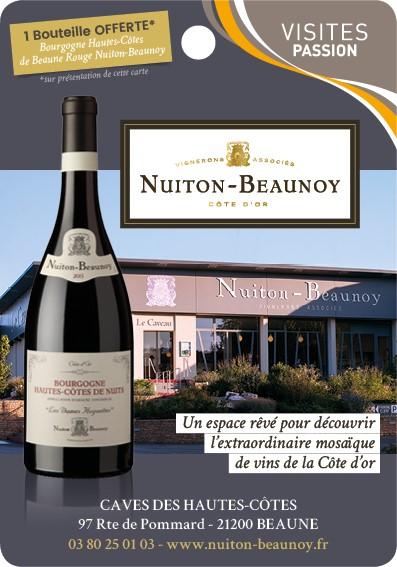 NUITON - BEAUNOY