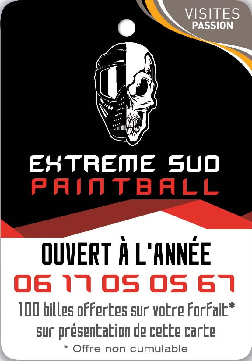 Extrême Sud Paintball