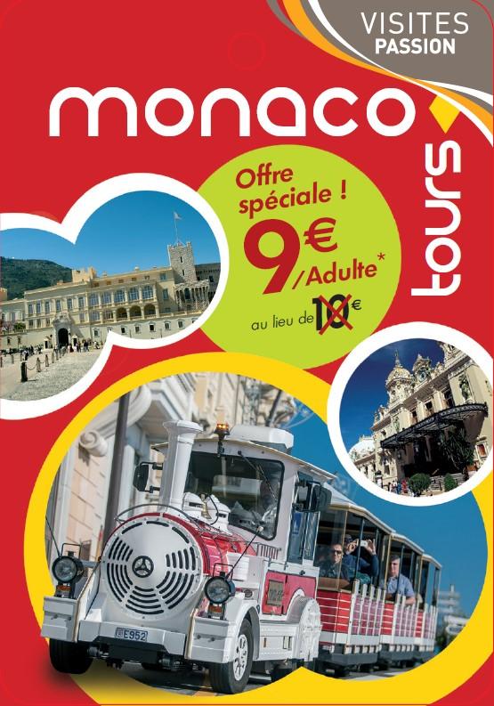 Monaco Tours - Petit train touristique