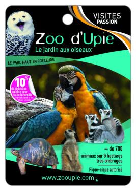 Le Jardin aux Oiseaux - Zoo d\'Upie -
