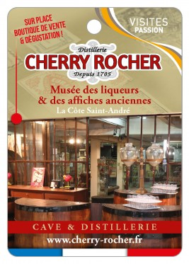 Distillerie Cherry Rocher