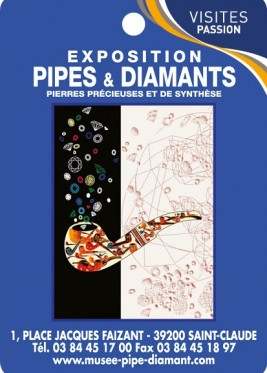 EXPOSITION PIPES & DIAMANTS
