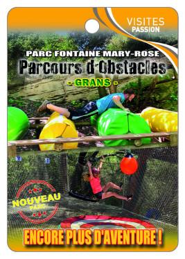 Accro Passion - Parcours d\'obstacles -