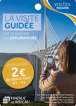 Le Sentiers des Explorateurs - Viaduc de Millau-