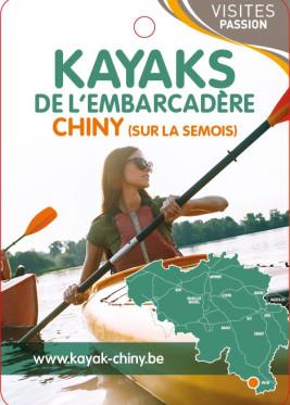 Kayaks de l\'Embarcadère