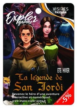 Explor Games, Les Angles Aventures