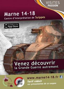 Marne 14-18, centre d\'interpretation
