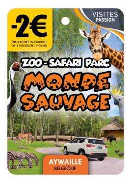 Monde Sauvage d\'Aywaille - Safari Parc
